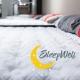 Line of mattresses