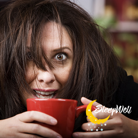 How does caffeine affect sleep