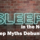 Sleep in the News
