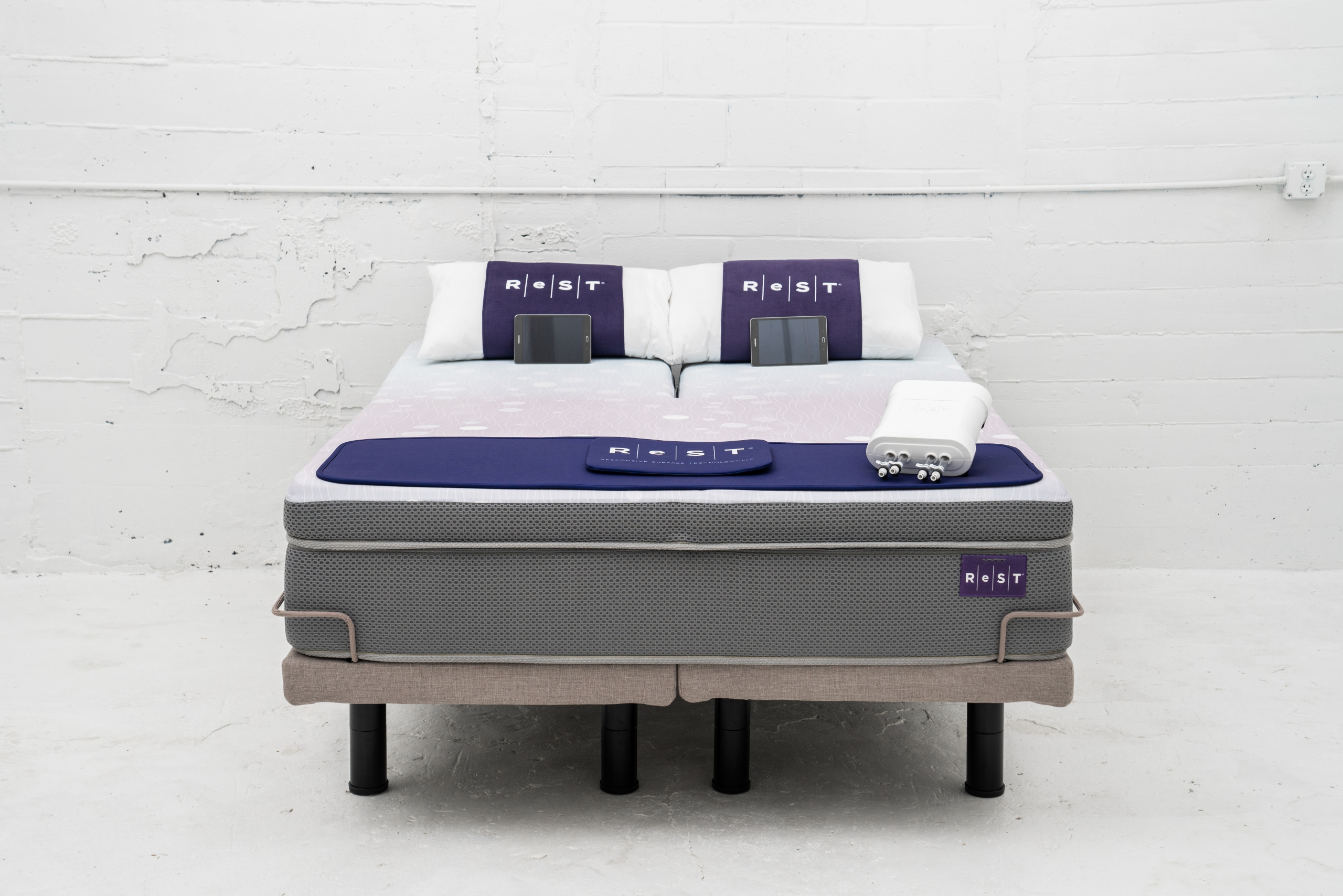 ReST Smart Bed at Live Well mattress and Furnishing Centres