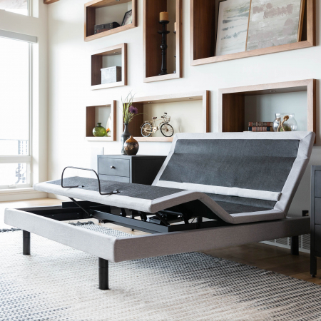 S755 Powerbase Adjustable base by Structures at Live well mattress & furnishing centres