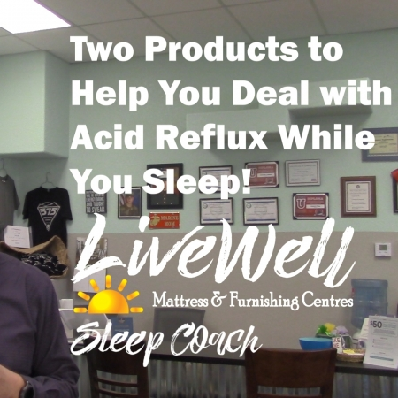 adjustable bases and wedge pillows help you deal with acid reflux while you sleep