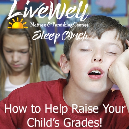How to Help Raise Your Childs Grades from Live Well Mattress & Furnishing Centres