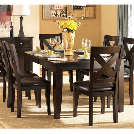 Crown Point counter height dining set